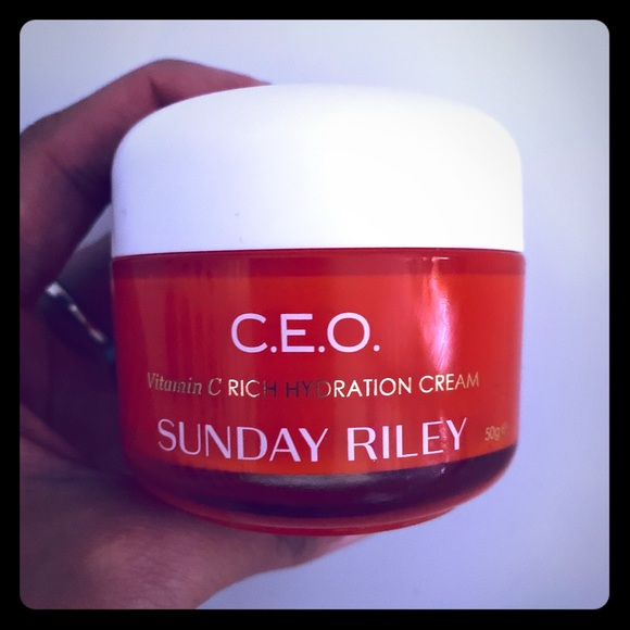 Other - C. E. O Sunday Riley Hydrating Creme